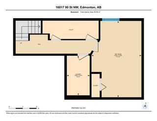 Photo 50: 16017 90 Street in Edmonton: Zone 28 House Half Duplex for sale : MLS®# E4228249