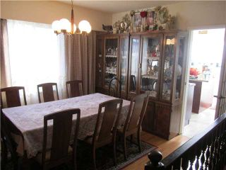 Photo 3: 4422 TRIUMPH Street in Burnaby: Vancouver Heights House for sale (Burnaby North)  : MLS®# V867212