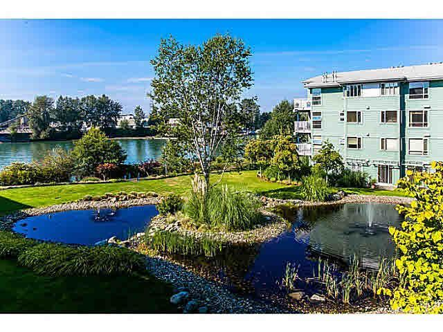 Main Photo: 303 1990 E KENT AVE SOUTH AVENUE in : South Marine Condo for sale (Vancouver East)  : MLS®# V1027102