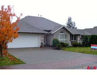 Photo 1: 36222 CASSANDRA Drive in Abbotsford: Abbotsford East House for sale : MLS®# F2625170