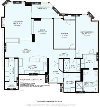 Photo 35: 1103 11503 100 Avenue in Edmonton: Zone 12 Condo for sale : MLS®# E4247570