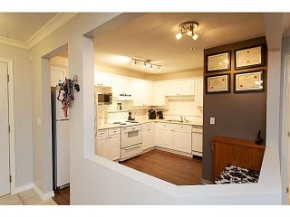 """Photo 6: 201 5556 201A Street in Langley: Langley City Condo for sale in """"Michaud Gardens"""" : MLS®# F1421361"""