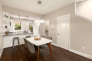 Photo 3: 1288 SALSBURY DRIVE in Vancouver: Grandview Woodland Townhouse for sale (Vancouver East)  : MLS®# R2599925