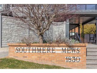 """Photo 2: 307 1830 E SOUTHMERE Crescent in Surrey: Sunnyside Park Surrey Condo for sale in """"Southmere Mews"""" (South Surrey White Rock)  : MLS®# R2466691"""