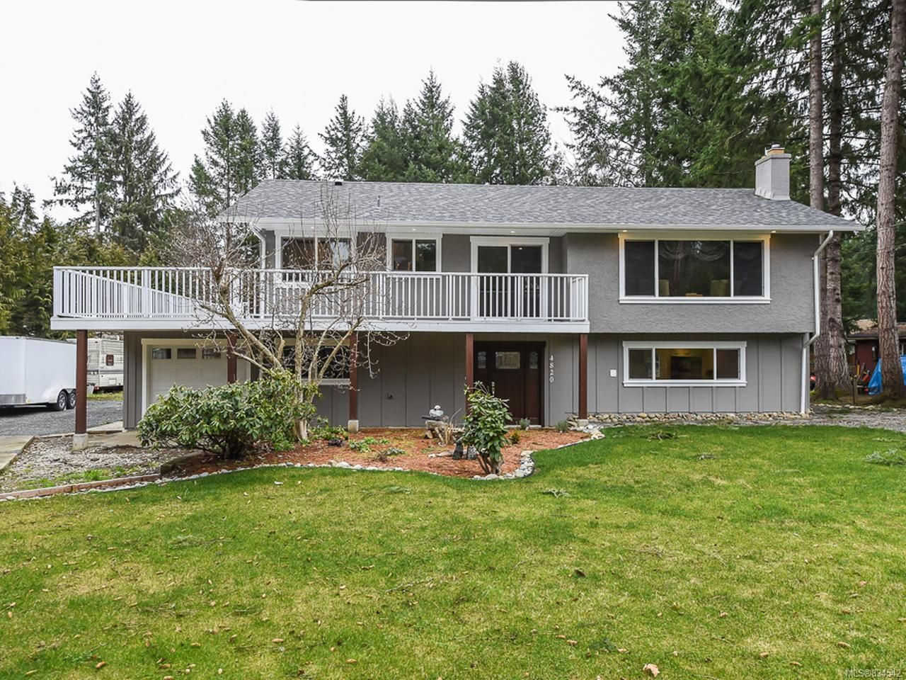 Main Photo: 4820 Andy Rd in CAMPBELL RIVER: CR Campbell River South House for sale (Campbell River)  : MLS®# 834542
