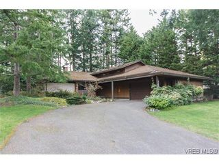 Photo 1: 4494 Cottontree Lane in VICTORIA: SE Broadmead House for sale (Saanich East)  : MLS®# 632884