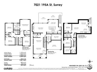 """Photo 40: 7021 195A Street in Surrey: Clayton House for sale in """"Clayton"""" (Cloverdale)  : MLS®# R2594485"""