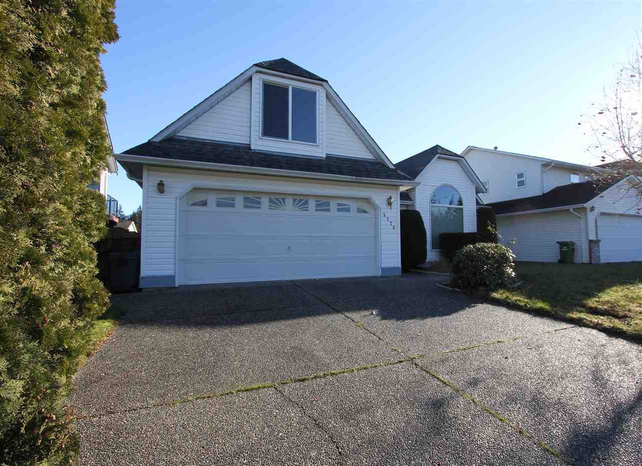 Main Photo: 5778 TYSON Road in Chilliwack: Vedder S Watson-Promontory House for sale (Sardis)  : MLS®# R2529844