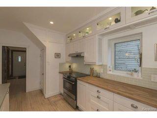 Photo 8: 295 Aubrey Street in WINNIPEG: West End / Wolseley Residential for sale (West Winnipeg)  : MLS®# 1516381