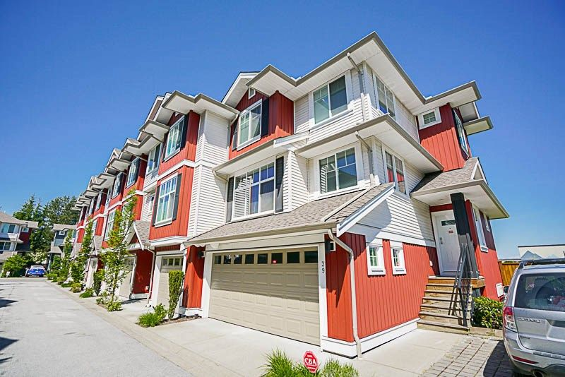 Main Photo: 39 6956 193 STREET in : Clayton Townhouse for sale : MLS®# R2166761