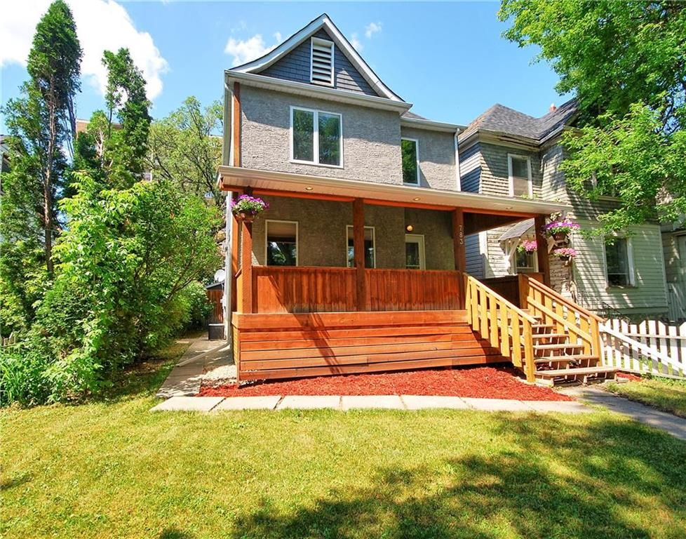Main Photo: 783 Jessie Avenue in Winnipeg: Crescentwood Residential for sale (1B)  : MLS®# 202116158