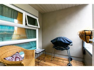 """Photo 8: 407 2181 W 12TH Avenue in Vancouver: Kitsilano Condo for sale in """"THE CARLINGS"""" (Vancouver West)  : MLS®# V987441"""