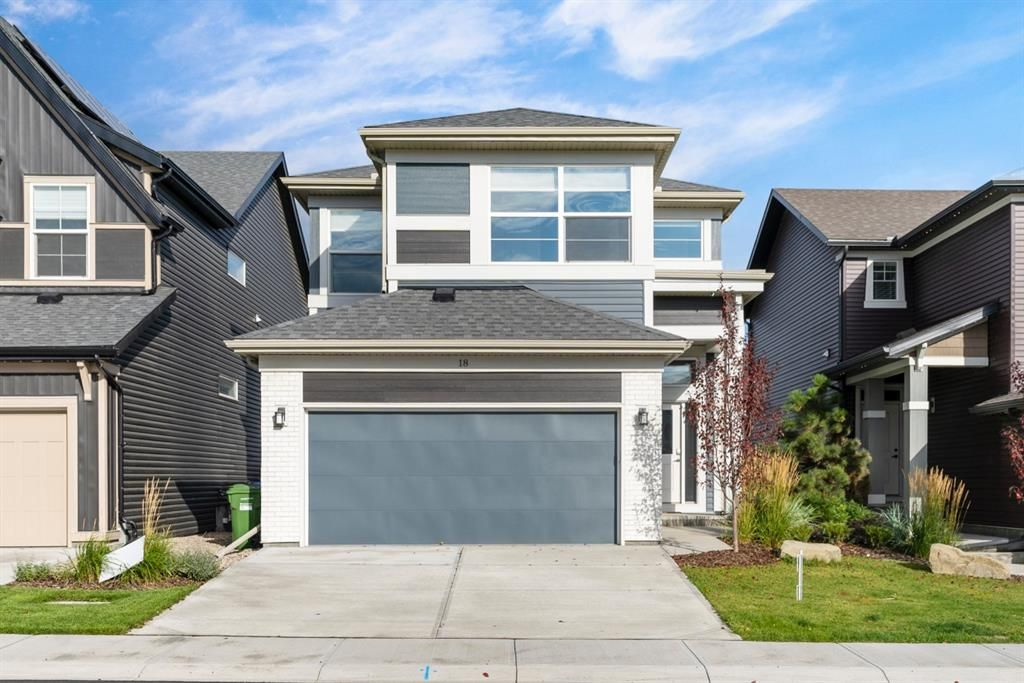 Main Photo: 18 HOWSE Mount NE in Calgary: Livingston Detached for sale : MLS®# A1146906