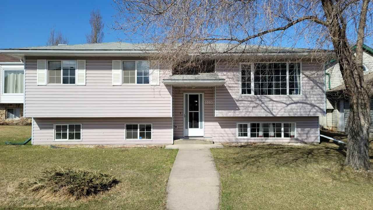 Main Photo: 1003 11 Street: Cold Lake House for sale : MLS®# E4242807