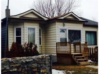Photo 1: 288 Collegiate Street in WINNIPEG: St James Residential for sale (West Winnipeg)  : MLS®# 1506473