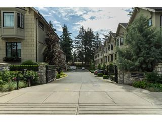 """Photo 1: 629 2580 LANGDON Street in Abbotsford: Abbotsford West Townhouse for sale in """"Brownstones"""" : MLS®# R2077137"""
