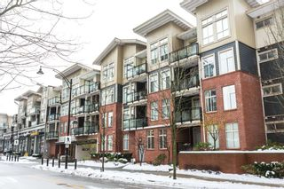 Photo 19: 109 101 MORRISSEY ROAD in Port Moody: Port Moody Centre Condo for sale : MLS®# R2138128