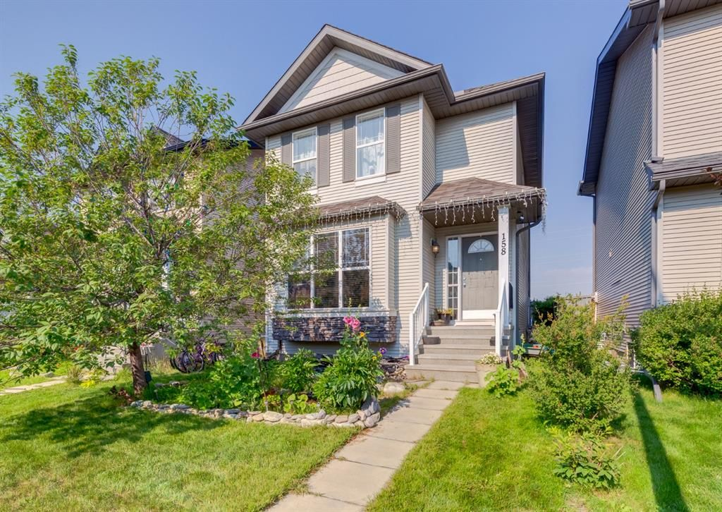 Main Photo: 158 Cramond Circle SE in Calgary: Cranston Detached for sale : MLS®# A1131623