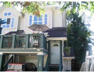 """Photo 2: 4787 57TH Street in Ladner: Delta Manor Townhouse for sale in """"VILLAGE GREEN"""" : MLS®# V624950"""