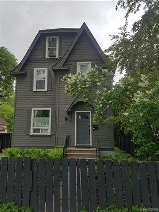 Photo 1: 110 Scott Street in Winnipeg: Osborne Village Residential for sale (1B)  : MLS®# 1713695