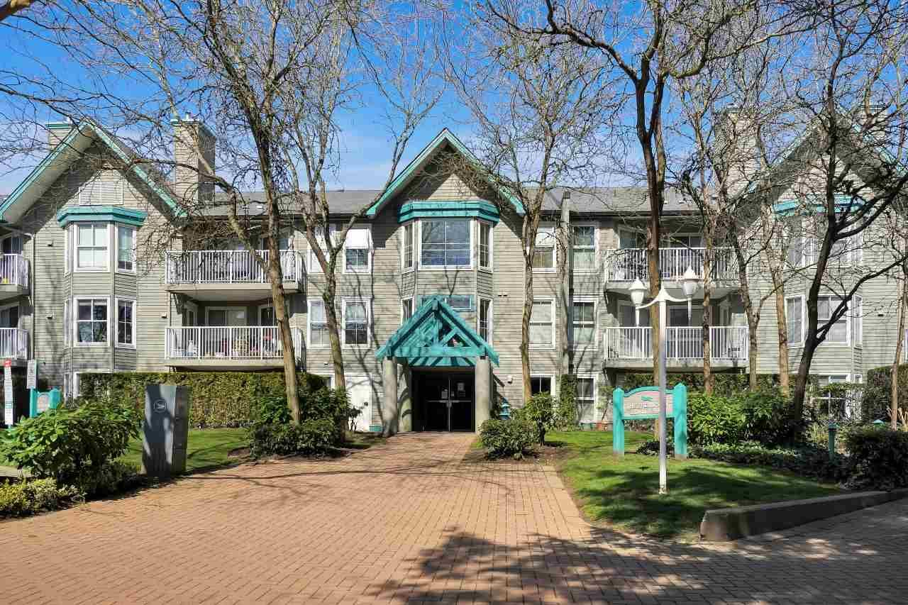 "Main Photo: 203 15110 108 Avenue in Surrey: Guildford Condo for sale in ""River Pointe"" (North Surrey)  : MLS®# R2562535"