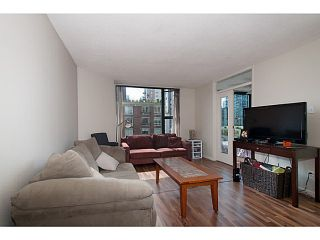 """Photo 2: 603 1155 HOMER Street in Vancouver: Yaletown Condo for sale in """"CityCrest"""" (Vancouver West)  : MLS®# V1078829"""