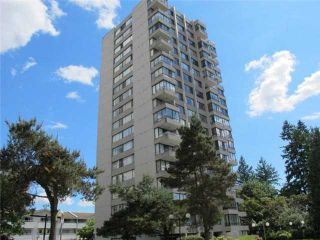 """Photo 1: 1105 740 HAMILTON Street in New Westminster: Uptown NW Condo for sale in """"THE STATESMAN"""" : MLS®# V894994"""
