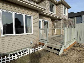 Photo 29: 139 AMBERLEY Way: Sherwood Park House Half Duplex for sale : MLS®# E4236611
