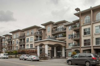 Photo 1: 427 1185 PACIFIC Street in Coquitlam: North Coquitlam Condo for sale : MLS®# R2245688
