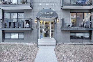 Photo 3: 202 1717 12 Street SW in Calgary: Lower Mount Royal Apartment for sale : MLS®# A1079434