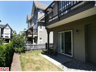 "Photo 10: 59 8089 209TH Street in Langley: Willoughby Heights Townhouse for sale in ""Arborel Park"" : MLS®# F1020362"