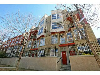 Photo 2: 102 315 24 Avenue SW in CALGARY: Mission Townhouse for sale (Calgary)  : MLS®# C3615121