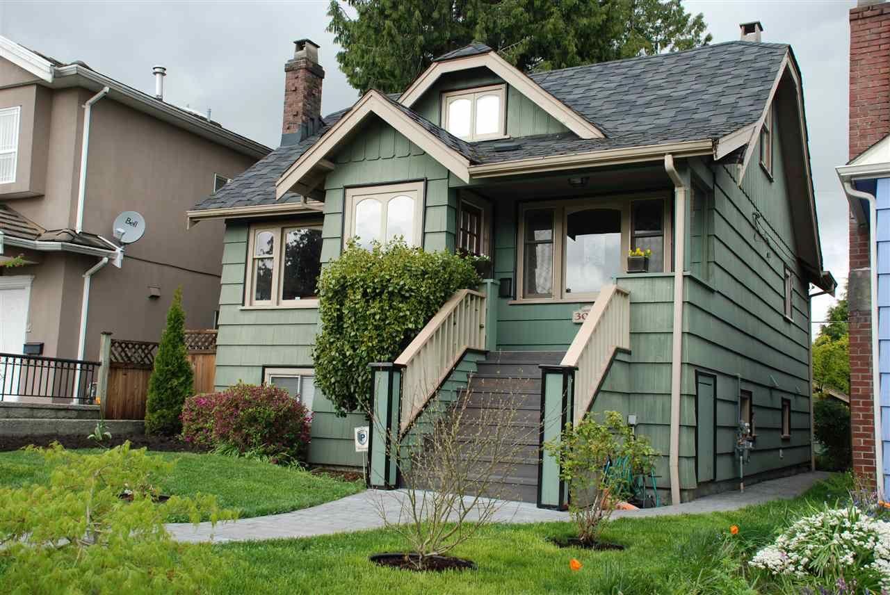 Main Photo: 3079 GRAVELEY Street in Vancouver: Renfrew VE House for sale (Vancouver East)  : MLS®# R2262350