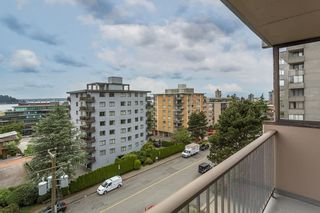 """Photo 16: 602 555 13TH Street in West Vancouver: Ambleside Condo for sale in """"Parkview Tower"""" : MLS®# R2591650"""
