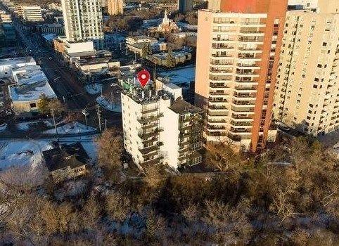 Main Photo: 701 12331 JASPER Avenue in Edmonton: Zone 12 Condo for sale : MLS®# E4240318