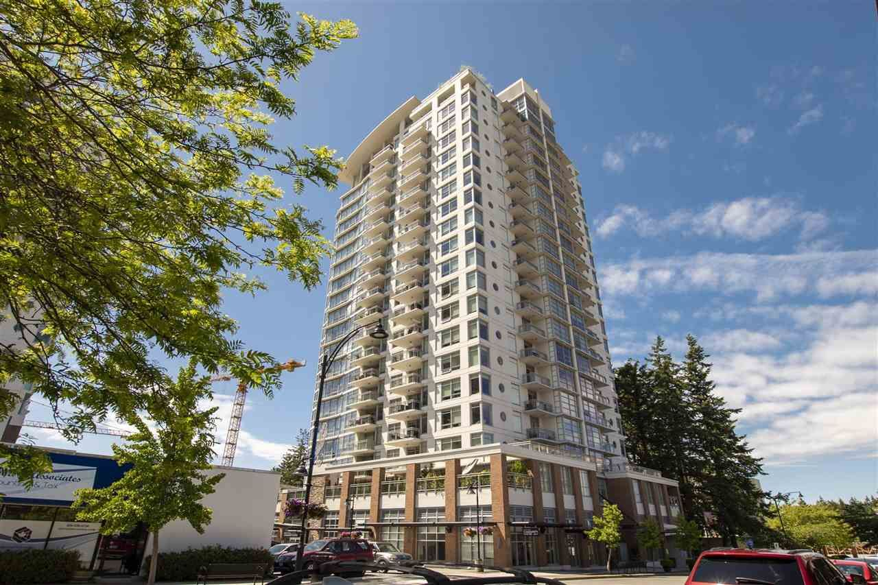 "Main Photo: 1806 15152 RUSSELL Avenue: White Rock Condo for sale in ""Miramar Village"" (South Surrey White Rock)  : MLS®# R2410239"