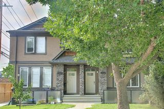 Main Photo: 1 109 29 Avenue NW in Calgary: Tuxedo Park Row/Townhouse for sale : MLS®# A1130935