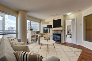 Photo 10: 802 1078 6 Avenue SW in Calgary: Downtown West End Apartment for sale : MLS®# A1038464