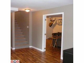 """Photo 10: 8178 FORBES Street in Mission: Mission BC House for sale in """"HILLSIDE"""" : MLS®# F1123249"""