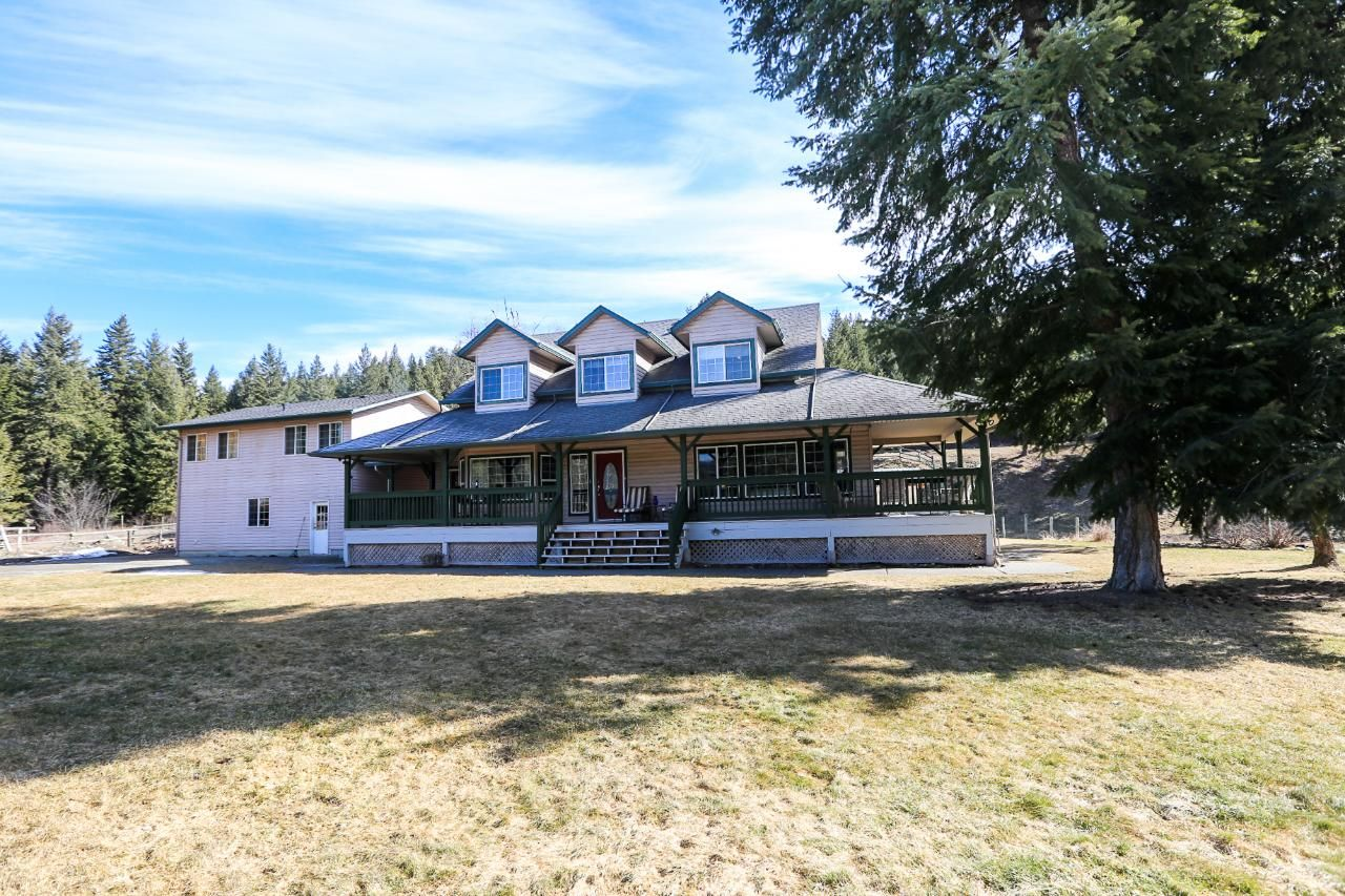 Main Photo: 4836 Birch Lane in Barriere: BA House for sale (NE)  : MLS®# 160808