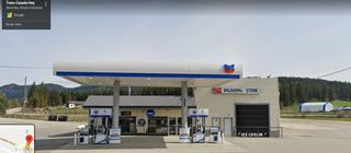Photo 1: 3107 TRANS CANADA HWY, BC in Sorrento: FVREB Out of Town Business with Property for sale