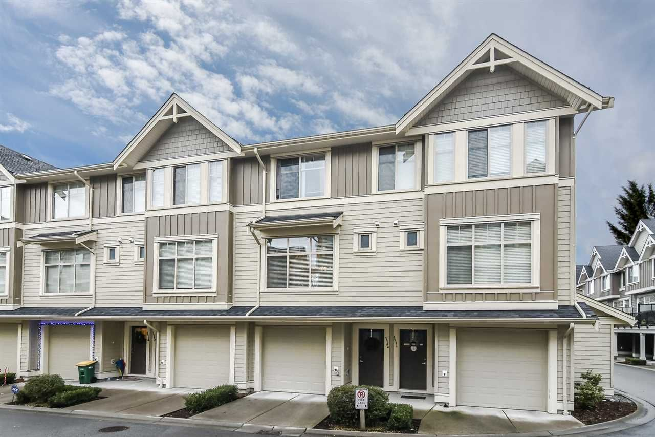 """Main Photo: 112 19525 73 Avenue in Surrey: Clayton Townhouse for sale in """"UPTOWN 2"""" (Cloverdale)  : MLS®# R2328349"""
