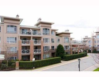 """Photo 1: 401 2558 PARKVIEW Lane in Port Coquitlam: Central Pt Coquitlam Condo for sale in """"THE CRESCENT ON REEVE CREEK"""" : MLS®# V813873"""
