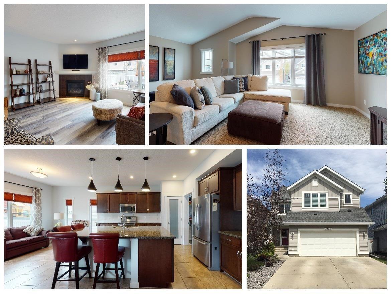 Main Photo: 8528 20 Avenue in Edmonton: Zone 53 House for sale : MLS®# E4245661
