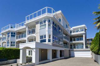 """Photo 1: 201 15367 BUENA VISTA Avenue: White Rock Condo for sale in """"THE PALMS"""" (South Surrey White Rock)  : MLS®# R2305501"""