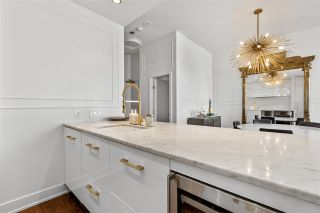 """Photo 17: 110 1228 MARINASIDE Crescent in Vancouver: Yaletown Townhouse for sale in """"Crestmark II"""" (Vancouver West)  : MLS®# R2564048"""