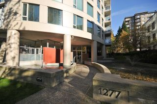"""Photo 4: 1206 1277 NELSON Street in Vancouver: West End VW Condo for sale in """"THE JETSON"""" (Vancouver West)  : MLS®# V858703"""
