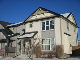 Main Photo: 411 SILVERADO Drive SW in Calgary: Silverado Detached for sale : MLS®# A1097058