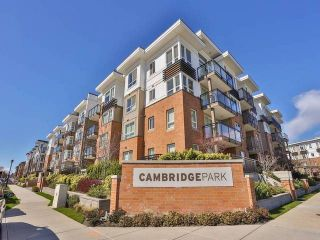 Photo 1: 409 9399 TOMICKI Avenue in Richmond: West Cambie Condo for sale : MLS®# V1053278