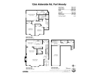 Photo 27: 1266 ALDERSIDE Road in Port Moody: North Shore Pt Moody 1/2 Duplex for sale : MLS®# R2536135